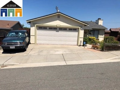 2872 Pickford Pl, Hayward, CA 94541 - MLS#: 40827829