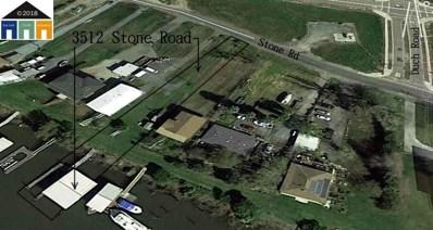 3512 Stone Road, Bethel Island, CA 94511 - MLS#: 40830116
