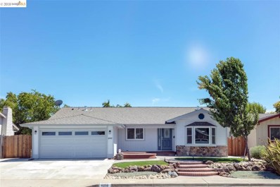 6250 Alvord Way, Pleasanton, CA 94588 - MLS#: 40830853