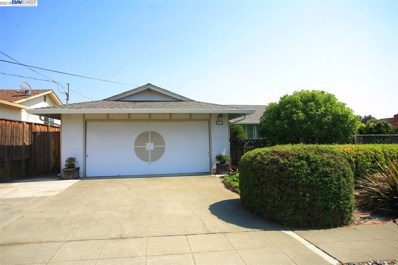 611 Gisler Way, Hayward, CA 94544 - MLS#: 40832431