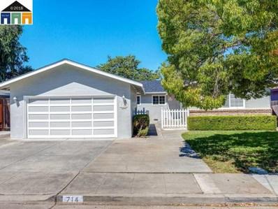 714 Crane Ave, Livermore, CA 94551 - MLS#: 40832754