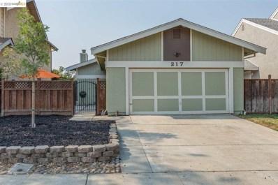 217 Almondtree Ln, Oakley, CA 94561 - MLS#: 40832818