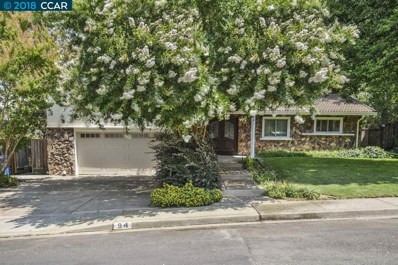 94 Banbridge Pl, Pleasant Hill, CA 94523 - #: 40834804