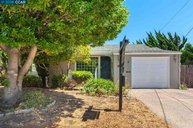 872 Via Manzanas, San Lorenzo, CA 94580 - MLS#: 40835327