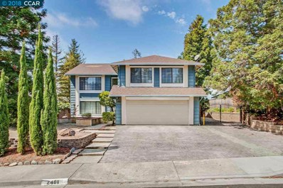 2401 Hill View Ln, Pinole, CA 94564 - #: 40837904