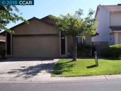 2205 Greenfield Dr, Pittsburg, CA 94565 - #: 40839640