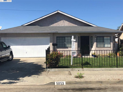 5853 Biddle Ave, Newark, CA 94560 - MLS#: 40840628