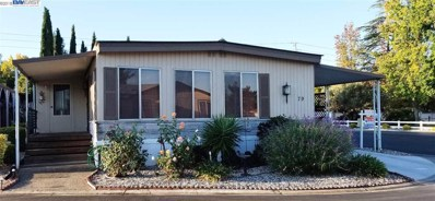3263 Vineyard Ave., #79 UNIT #79, Pleasanton, CA 94566 - MLS#: 40841569