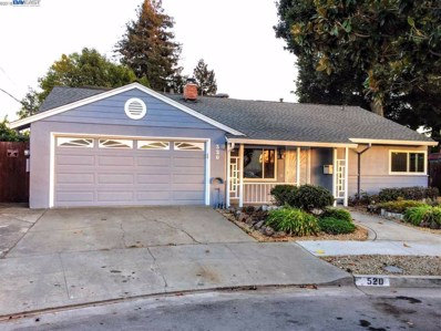 520 Sequoia Rd, Hayward, CA 94541 - MLS#: 40842221