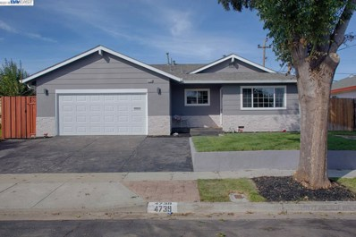 4739 Mildred Dr, Fremont, CA 94536 - MLS#: 40844754