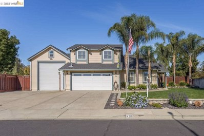 420 Clearwood Dr, Oakley, CA 94561 - MLS#: 40844880