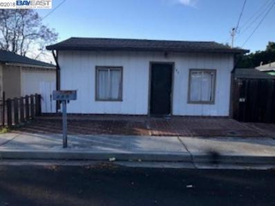146 Sycamore Street, Fremont, CA 94536 - MLS#: 40848003
