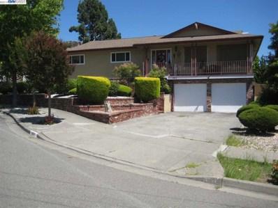 691 Fiesta Pl, Hayward, CA 94544 - MLS#: 40872632