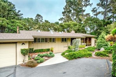 2927 Colton Road, Pebble Beach, CA 93953 - MLS#: 52121111