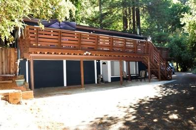305 Huckleberry Lane, Boulder Creek, CA 95006 - MLS#: 52129218