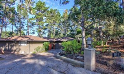 1183 Lookout Road, Pebble Beach, CA 93953 - MLS#: 52134214