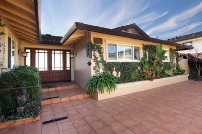 986 Via Palo Alto, Aptos, CA 95003 - MLS#: 52134472