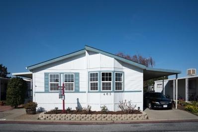 1220 Tasman Drive UNIT 463, Sunnyvale, CA 94089 - MLS#: 52135563