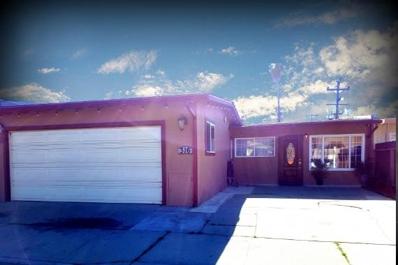 316 Block Avenue, Salinas, CA 93906 - MLS#: 52136238