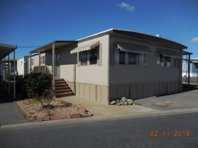 55 San Juan Grade #58 Road UNIT 58, Salinas, CA 93906 - MLS#: 52137135