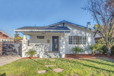 354 Menker Avenue, San Jose, CA 95128 - MLS#: 52137874