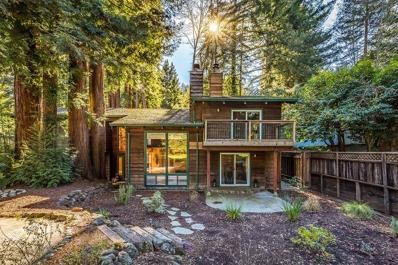 100 Hare Way, Boulder Creek, CA 95006 - MLS#: 52138158