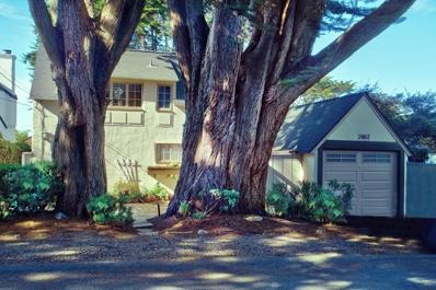 2467 San Antonio Avenue, Carmel, CA 93923 - MLS#: 52138560