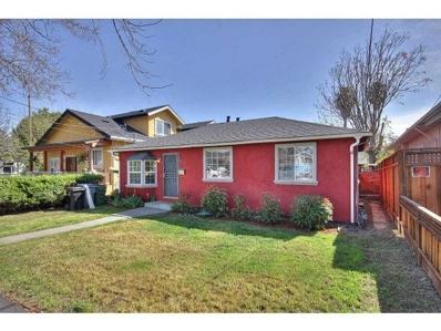 914 Delmas Avenue, San Jose, CA 95125 - MLS#: 52138703