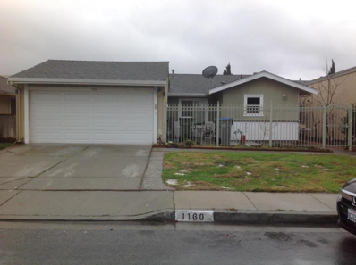 1160 Camano Court, San Jose, CA 95122 - MLS#: 52139355