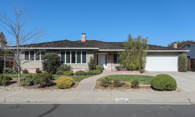 1112 Lincoln Drive, Mountain View, CA 94040 - MLS#: 52139748