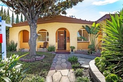 1282 Cabrillo Avenue, Santa Clara, CA 95050 - MLS#: 52140126