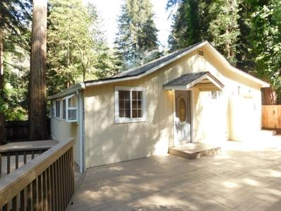 15085 Big Basin Way, Boulder Creek, CA 95006 - MLS#: 52140535