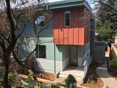 101 Jewell Street UNIT 10, Santa Cruz, CA 95060 - MLS#: 52140678