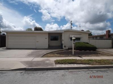 831 Lemos Avenue, Salinas, CA 93901 - MLS#: 52140846