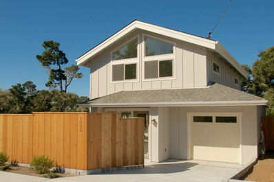 1332 Shafter Avenue, Pacific Grove, CA 93950 - MLS#: 52140853