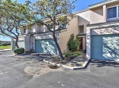 345 Coleridge Drive UNIT 89, Salinas, CA 93901 - MLS#: 52141053
