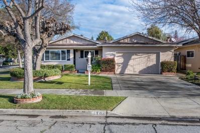 1708 Arbor Drive, San Jose, CA 95125 - MLS#: 52141272
