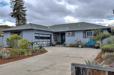 1122 W Knickerbocker Drive, Sunnyvale, CA 94087 - MLS#: 52141358