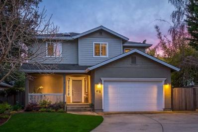 918 Mariana Court, Santa Cruz, CA 95062 - MLS#: 52141754