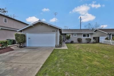 215 N San Tomas Aquino Road, Campbell, CA 95008 - MLS#: 52142467