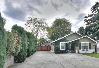 1106 Malone Road, San Jose, CA 95125 - MLS#: 52142893