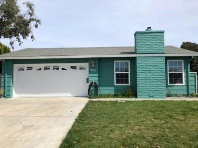 442 Shelley Way, Salinas, CA 93901 - MLS#: 52143094