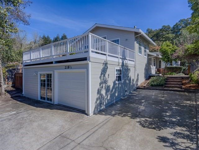 218 1\/2 Sunset Terrace UNIT A, Scotts Valley, CA 95066 - MLS#: 52143181
