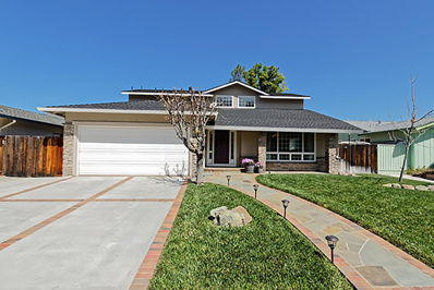 587 Curie Drive, San Jose, CA 95123 - MLS#: 52143371