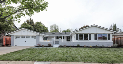 1389 Happy Valley Avenue, San Jose, CA 95129 - MLS#: 52143630