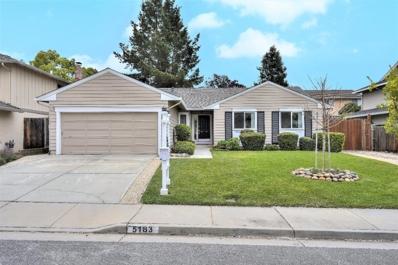 5183 Sunny Creek Drive, San Jose, CA 95135 - MLS#: 52144116
