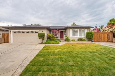 853 Jansen Avenue, San Jose, CA 95125 - MLS#: 52144347