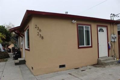 236 & 238 Bonita Avenue, San Jose, CA 95116 - MLS#: 52144779