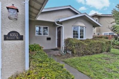 6353 Bancroft Way, San Jose, CA 95129 - MLS#: 52144892