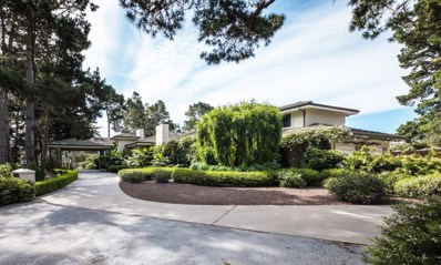 1418 Cantera Court, Pebble Beach, CA 93953 - MLS#: 52145062